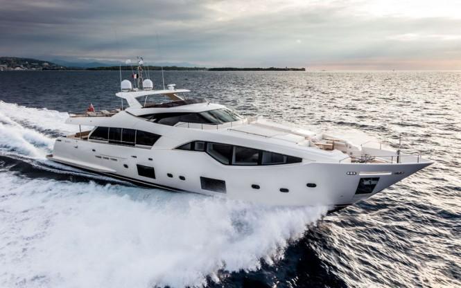 Custom Line 108 Vardar Superyacht