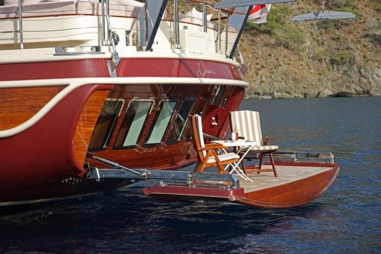 Daima Gulet Yacht