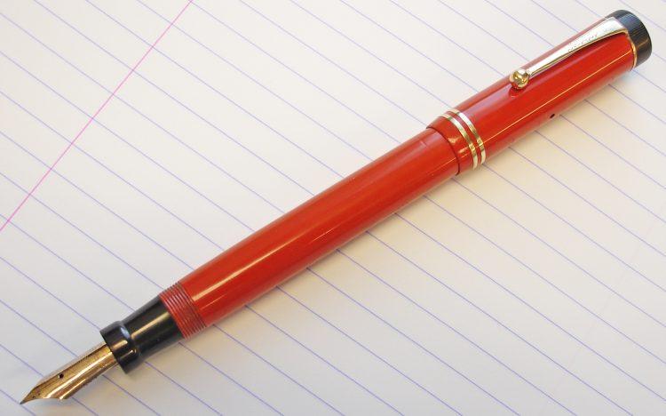 Duofold Parker Pen