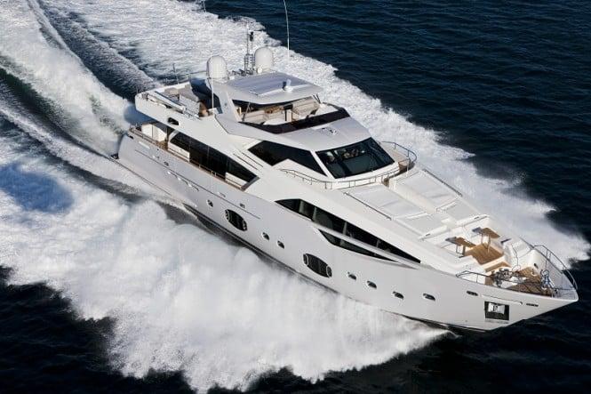 Ferretti Custom Line 100 Yacht Desta