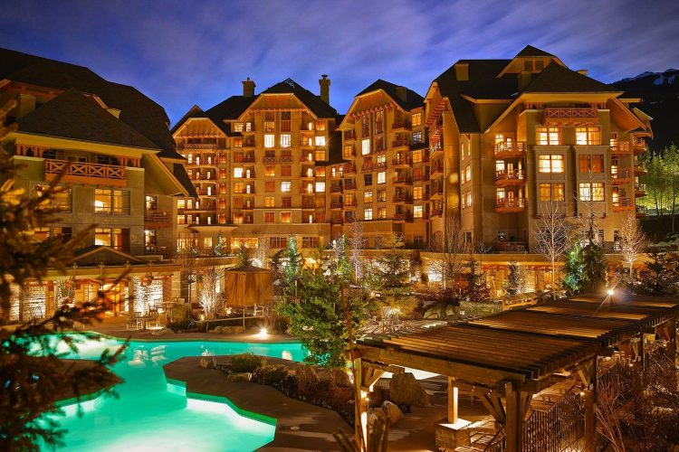 Best Hotels In Whistler Village