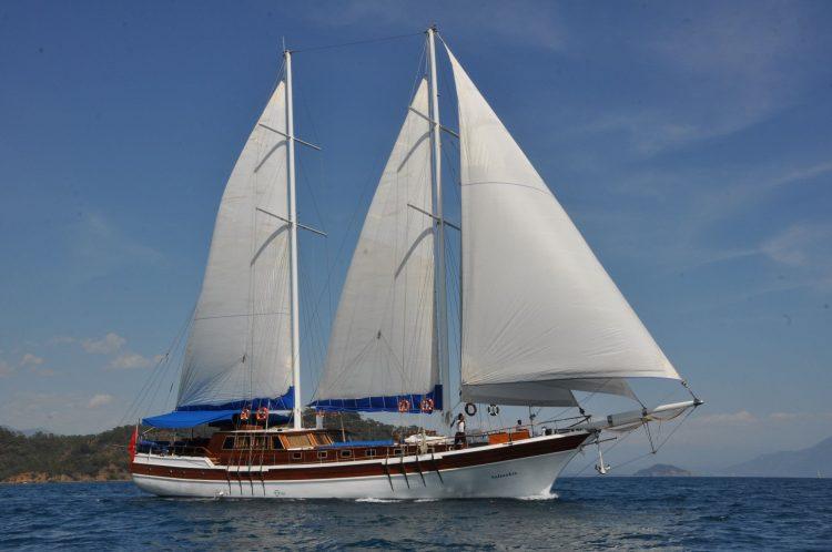 GYS5-1 Gulet Yacht