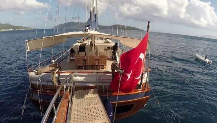 GYS5-9 Gulet Yacht