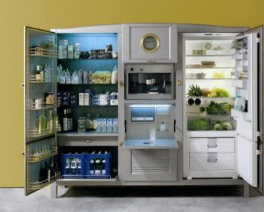 Five Expensive Custom Refrigerators That Can Qualify as Art