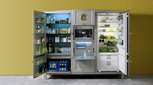 Custom Refrigerators That Can Qualify As Art