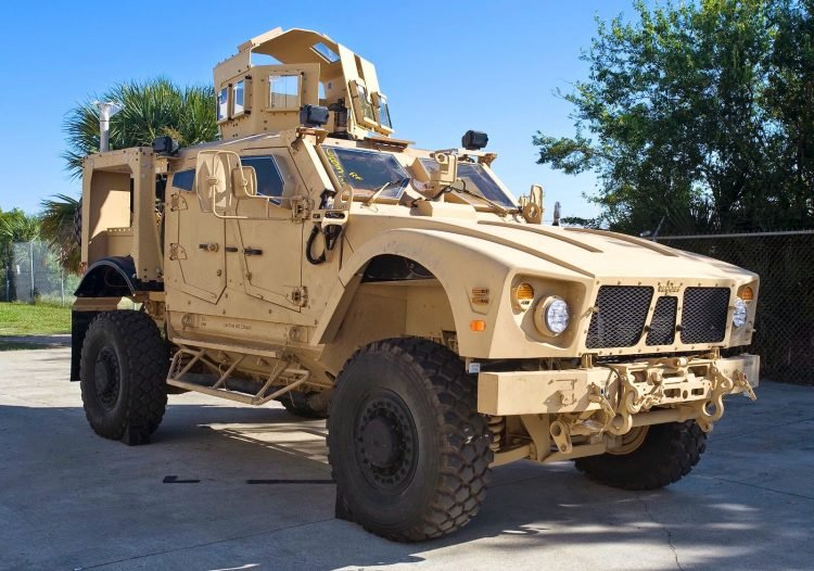 Joint Mine Resistant Ambush Protected Vehicle