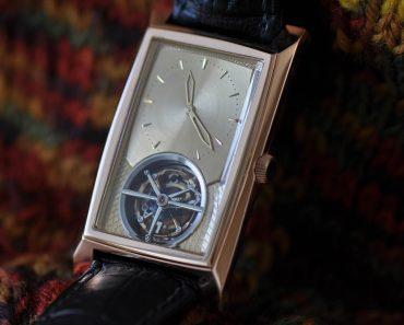 """Kaj Korpela and Their Hand-Made Tourbillon """"Timepiece No.1″"""