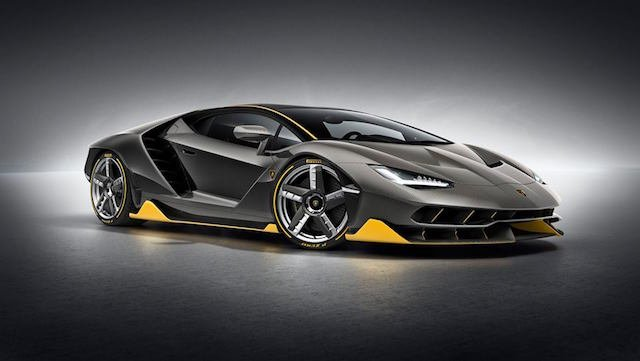 Lamborghini-Centenario