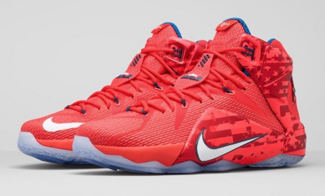 LeBron-12-Independence-Day