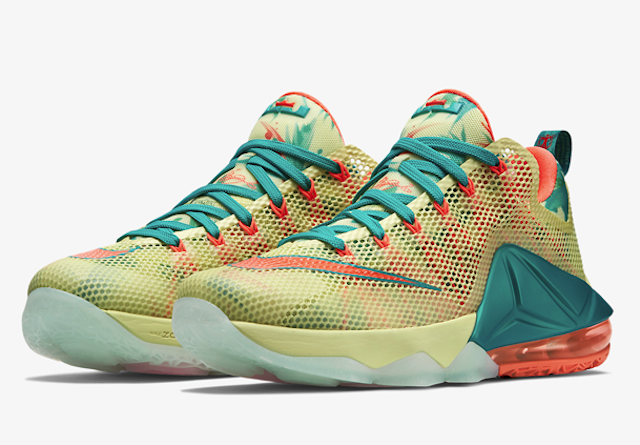 7a7a6518b7e The 10 Greatest LeBron 12 Sneaker Models