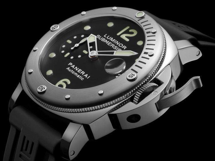 Luminor Submersible - ACCIAIO - 44MM- Automatic