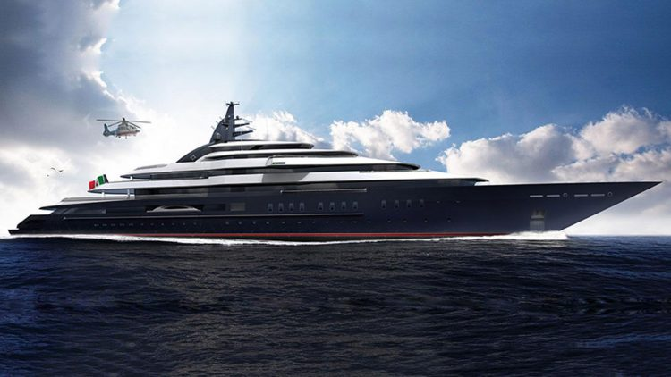 Lurssen Redwood Project