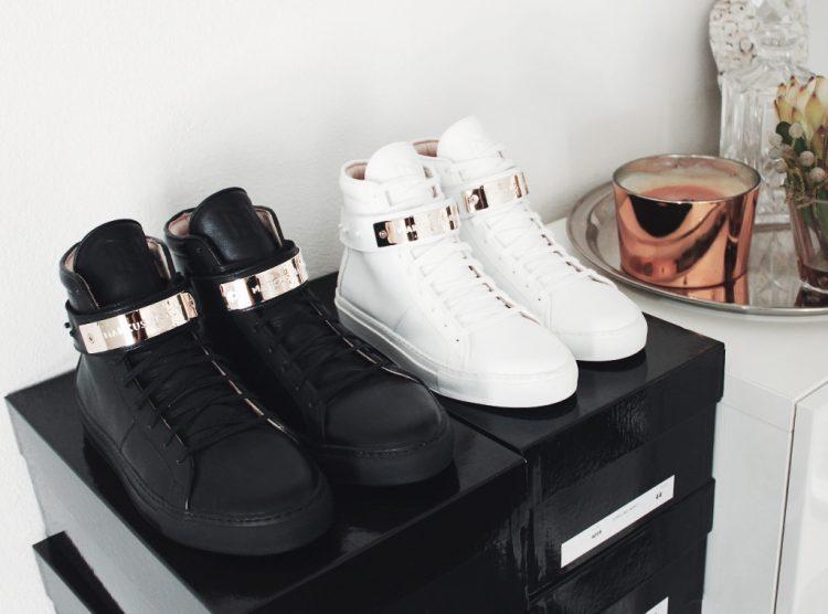 Marcus Hanuy Sneakers