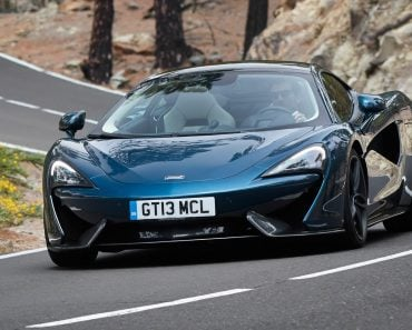 What Differentiates McLaren's Tires from Other Cars
