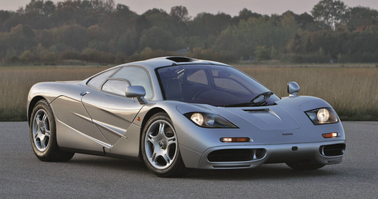 The Top 10 McLaren Models of All-Time