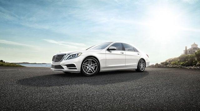 Mercedes-Benz-S600