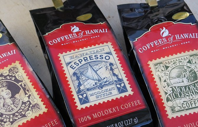 Molokai Coffee