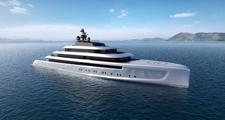 "Oceanco 90m ""Moonstone"""