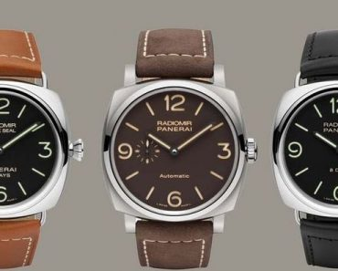The 10 Finest Panerai Watches of All-Time