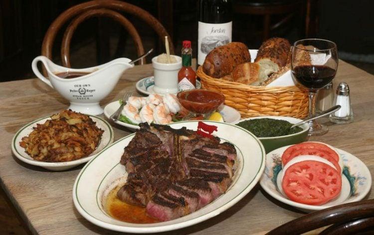 Peter Luger Steak