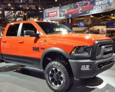 The 10 Most Anticipated Full Size Pickup Trucks of 2017