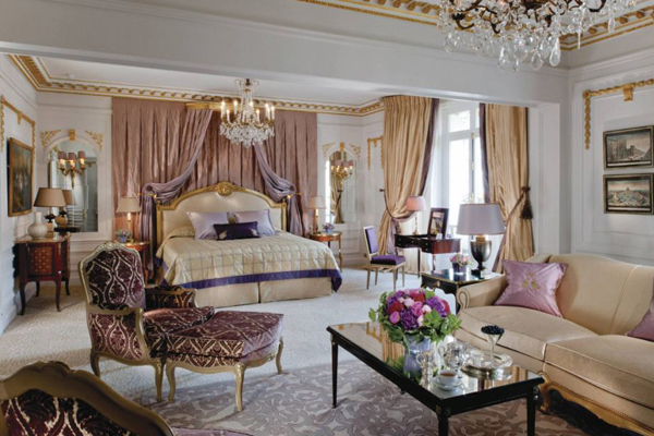 10 Of The Finest Luxury Suites In The United States