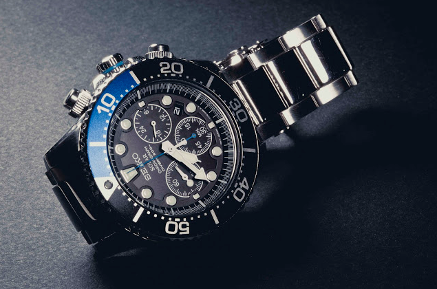 Seiko prospex SSC017 Stainless Steel Dive Watch