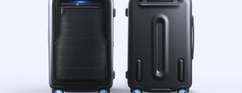 Five Smart Luggage Products That Will Blow You Away