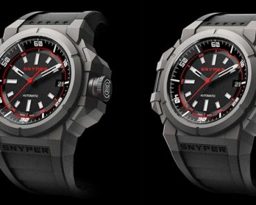 Five of the Top Snyper Watches Money Can Buy