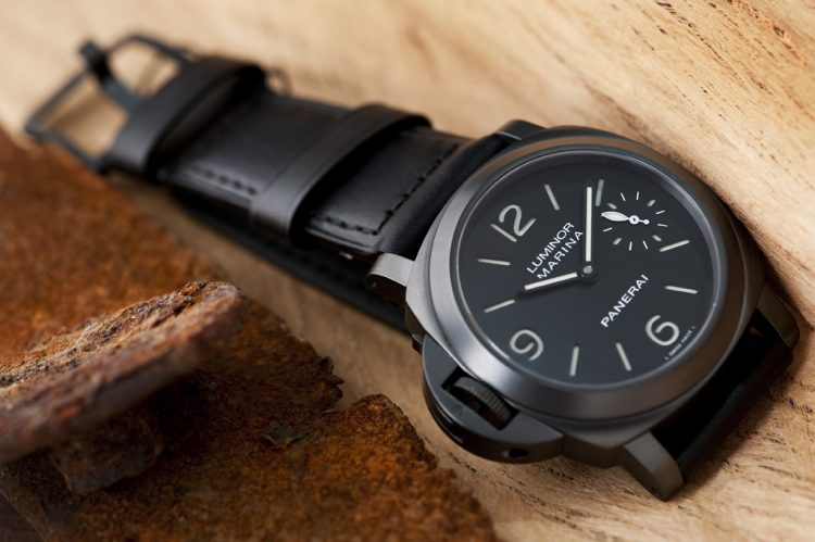 The Panerai PVD Destro Watch