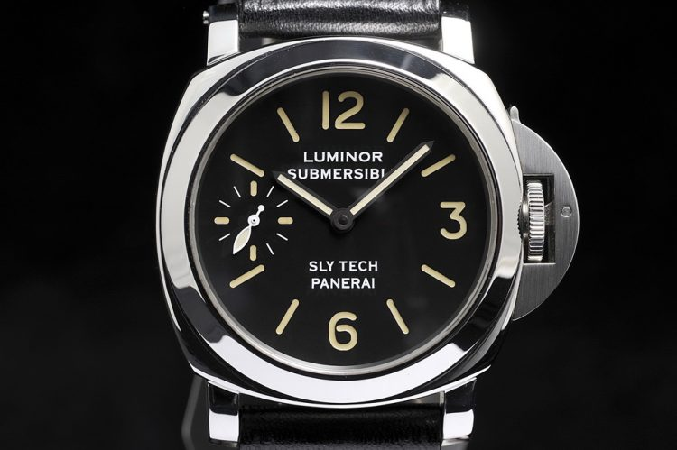 The Panerai Slytech Watch