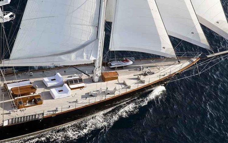 The Regina Gulet Yacht