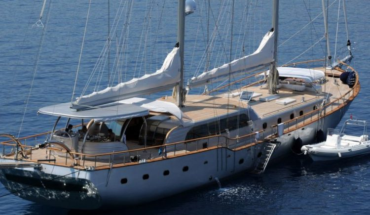 The Silver Moon Gulet Yacht
