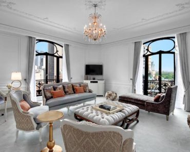 The 10 Finest Hotel Residences in The World