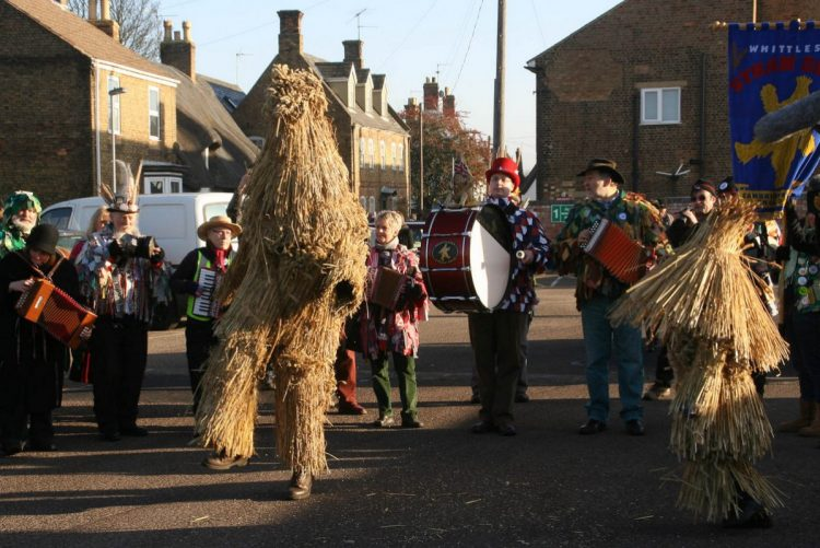 The Whittlesea Straw Bear Festival