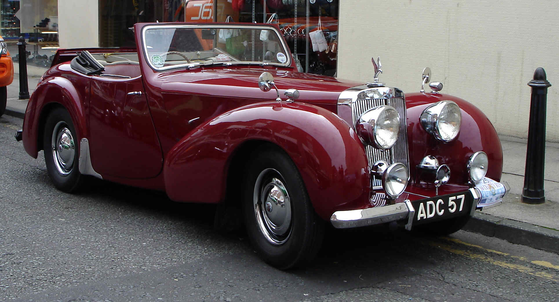 The Top 10 Sports Cars Of The 1940s