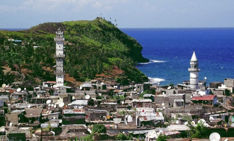 Union of the Comoros Island