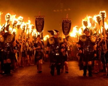 A Luxury Traveler's Guide To The Up Helly Aa Fire Festival