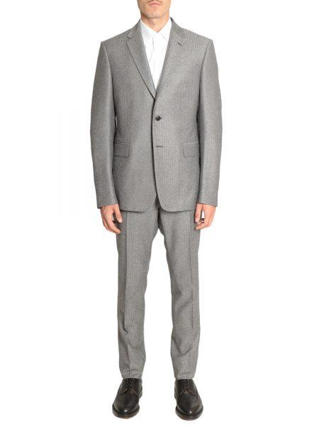 Valentino Classic Herringbone Suit