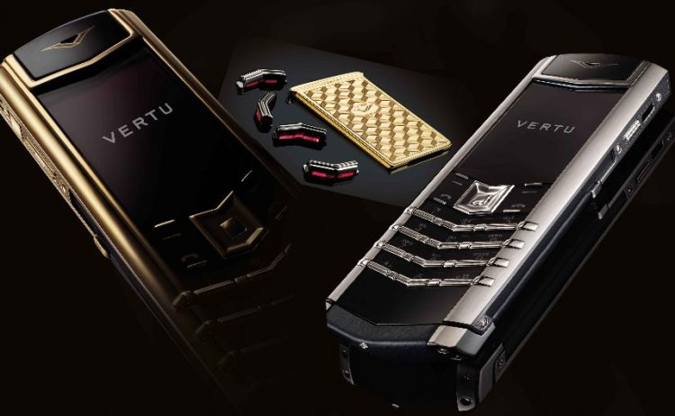 The Most Expensive Vertu Cellphones Ever Made