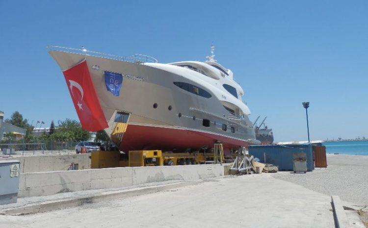 Vulcan 35 Superyacht