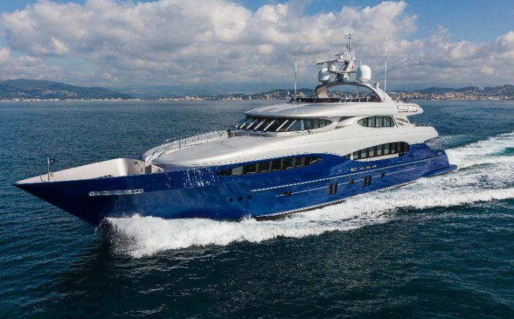 Vulcan 46M Tri-Deck Motor Yacht