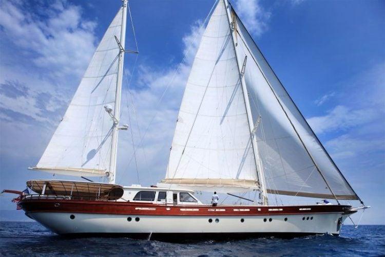 Zelda Gulet Yacht