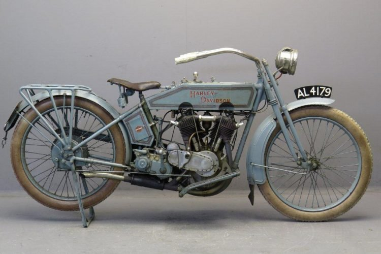 What Was The First Harley Davidson Motorcycle Called