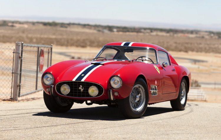 1956 Ferrari 250 GT LWB Berlinetta