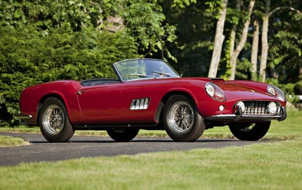 1960 Ferrari 250GT LWB