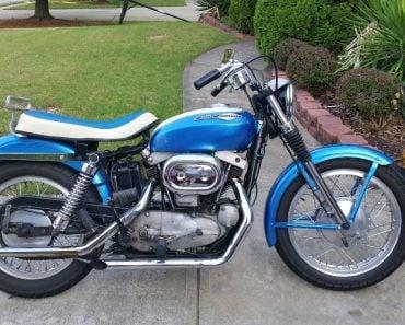 1967 Harley Sportster XLH