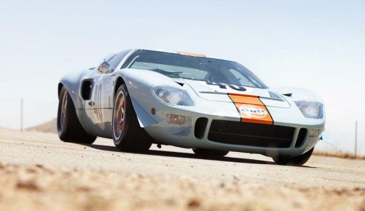 1968 Ford Gulf GT40