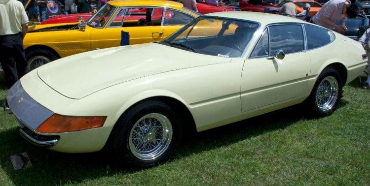 1971 Ferrari 365 GTS4 Daytona Spyder