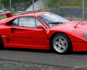 The History and Evolution of the Ferrari F40